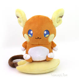 Alola Raichu by TeacupLion