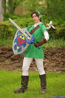 Link: Heroic Pose by MandyNeko