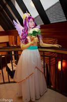 Princess Cadance cosplay - All-Con 2013 by MandyNeko