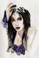paintcharacter sketch by braindamage84