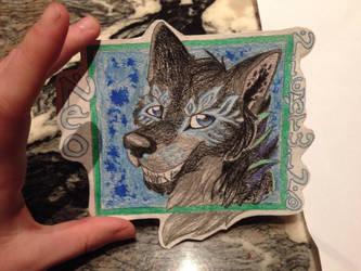 Badge Arttrade by Agirafirewolf