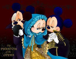 The Phantom of the Opera by hat-M84