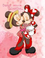 Sweet Valentine's Day 2013 by hat-M84