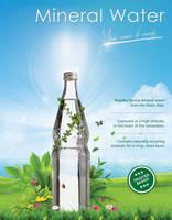 Green Advertising Poster by Minkki2fly