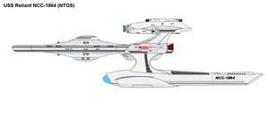 USS Reliant JJ Abrams Trek by PaintFan08