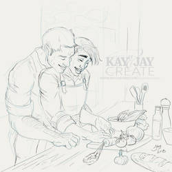 Cooking Lessons by kayandjaycreate