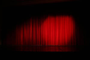 Curtain by dasKerst