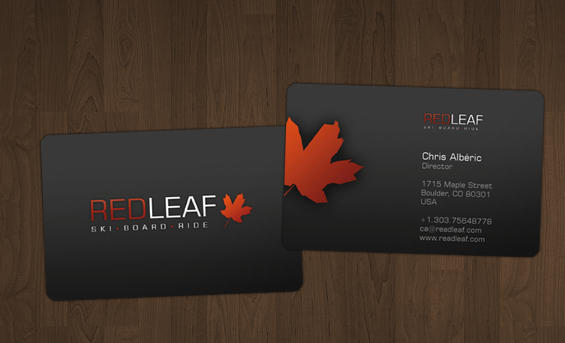 Business Cards by imucus