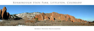 Roxborough State Park, CO by imucus