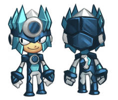 Gemini.exe sketch by KoiDrake