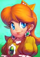 Daisy by KoiDrake