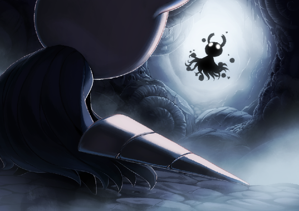 Hollow Knight by KoiDrake