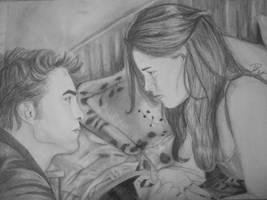 Edward and Bella... Forgivness by han23