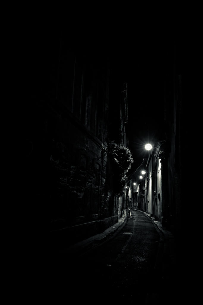 In darkness by CAFxX