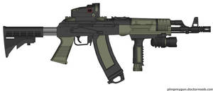 Future AK-47 by GeneralTate