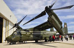 HMX-1 Marine One V-22 Osprey by GeneralTate