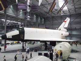 Soviet Shuttle OK-GLI by GeneralTate