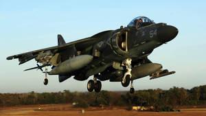 McDonnell Douglas AV-8B Harrier II by GeneralTate