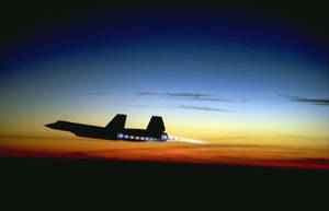 Lockheed SR-71 Blackbird by GeneralTate