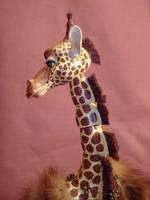 giraffe Jebhuza by SmallVixen