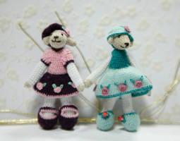 Sheeps by SmallVixen