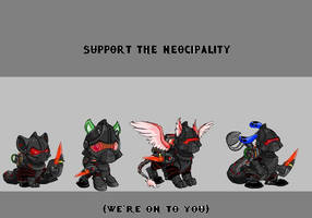 The Neoicipality by viruscide