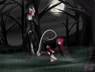 Ashley and Nyrvan - Fairytales by xFallingSkyx