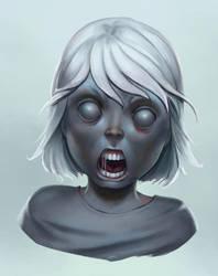 Zombie by CapAmerica13