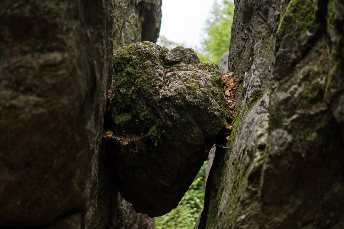 Heart of Stone by Blister17