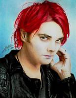 Gerard Way by Kolac666