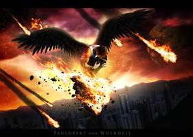 Apocalipse Angel by Paulo-Bert