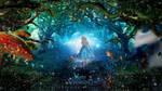 Wendy In Wonderland by Paulo-Bert