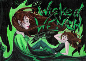 WickedWench of the West by SnikkiPikkins