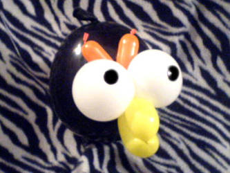 Angry Birds (Bomb Bird) by DjunKeep