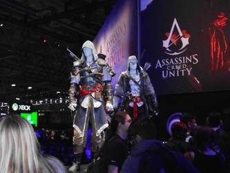 Assassins - They will find you!!! by PrimeBee1360