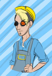 Meet the Crack Team: ENGIE by MurphysLawl
