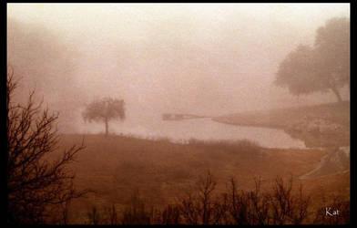 Foggy Morning by shadowwkat