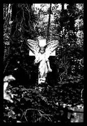 Angelic repose.... by shadowwkat