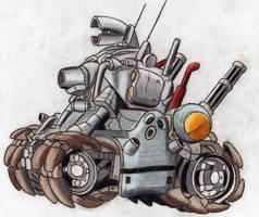 Metal Slug by defer15