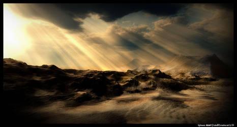 Lightwave: desert by kube