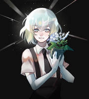 Houseki no Kuni - Diamond by Ayuyah