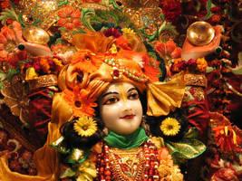 Nityananda in Vrindavan by NitaiG