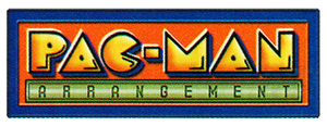 Pac-Man Arrangement alternate logo by RingoStarr39
