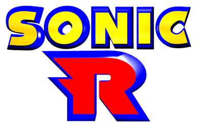 Sonic R alternate logo by RingoStarr39