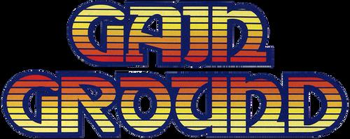 Gain Ground logo by RingoStarr39