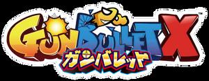 GunBullet X logo (Japan) by RingoStarr39