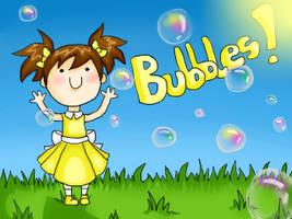 Soap bubbles by Duposlava