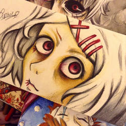 Tokyo ghoul by Sophiethebrave
