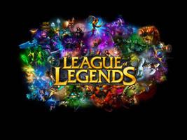 League of Legends 3 by kamekpwns