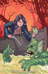 Wynonna Earp #06 Cover by ChrisEvenhuis